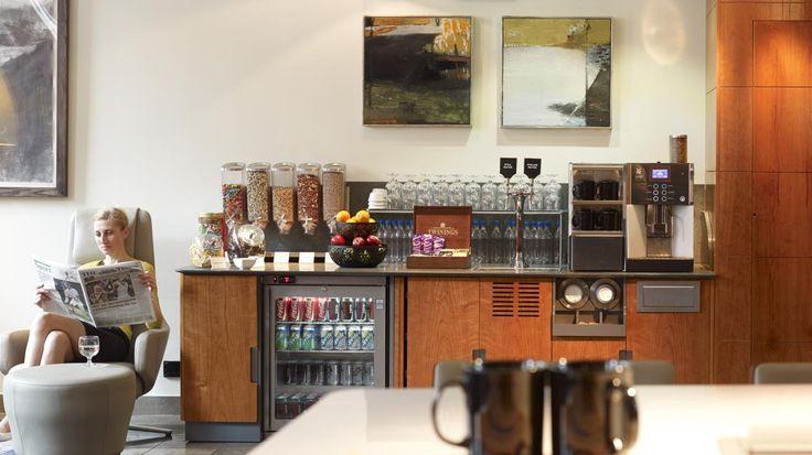 self serve coffee counter - Google Search | Modern Greens ...