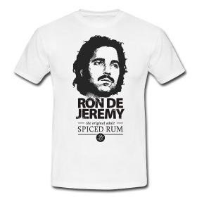 Ron de Jeremy - Spiced T-Shirt