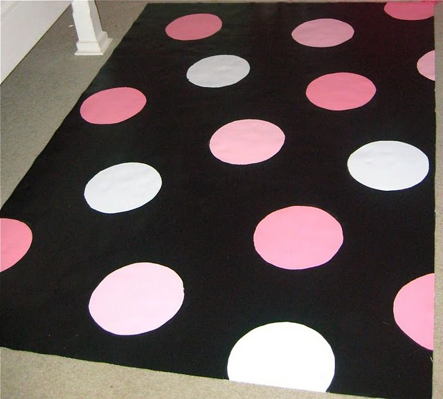 57 best floor cloths images on pinterest painted floors for Painted vinyl floor cloth