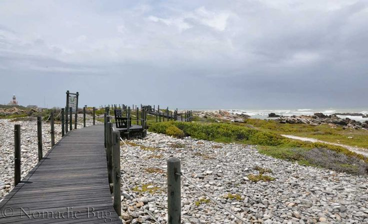 Walkway to the TIP of Africa, Cape Agulhas, South Africa  Landmarks Nomadic Existence