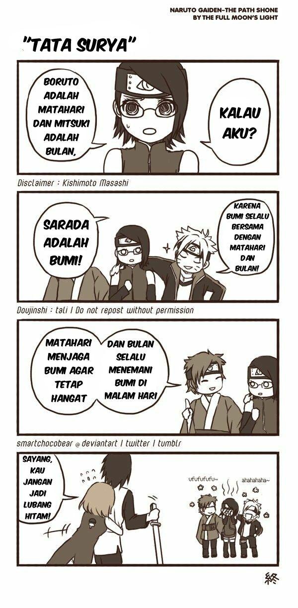 Kumpulan Komik Lucu & Kocak Naruto Naruto, Komik lucu, Komik