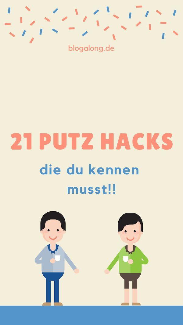 21 Hacks für den Frühjahrsputz