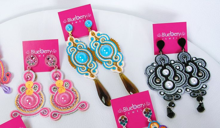 BlueBerry jewels We made bijoux with passion and love! www.blueberryjewels.it