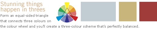 Colour Schemes - Paint Color Charts & Combinations | Sico