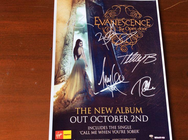 Printed Evanescence