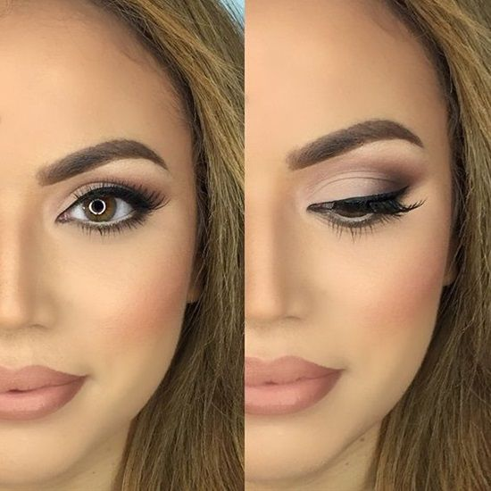 Your eyes say a lot about you, it's where your glamorous charm comes from. Hence, you have to be unique and creative when doing makeup for them. Add to that, when it's your big day, you must be the most beautiful and charming bride anyone has ever seen. So we're here to help. Here are 16 of the best eye makeup ideas to do on your big day.