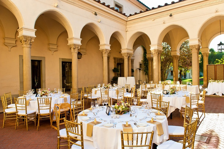 Caltech Athenaeum Wedding Venue