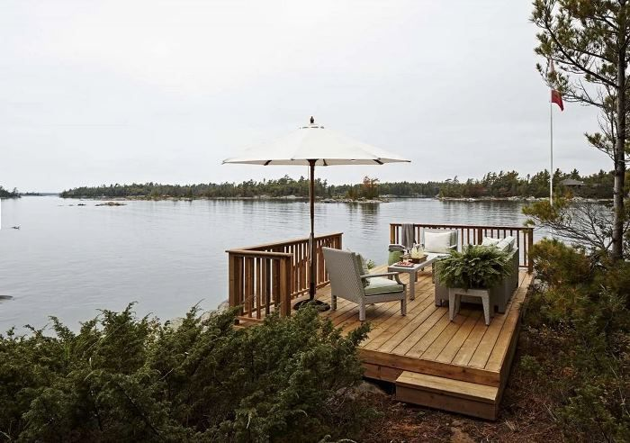 Vacation in Designer, Sarah Richardson's Island Cottage, It's For Rent!