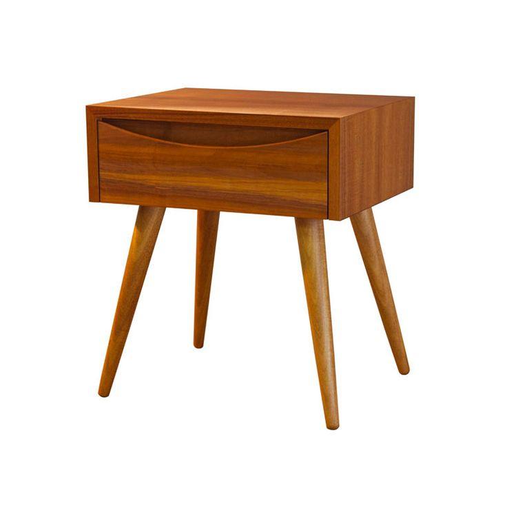 1950's Bedside Table by Anton Gerner - bespoke contemporary furniture melbourne