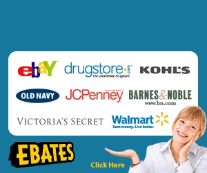 Shop your favorite stores and get cash back for your purchases!
