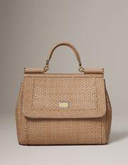 Dolce Straw Bag Sensation