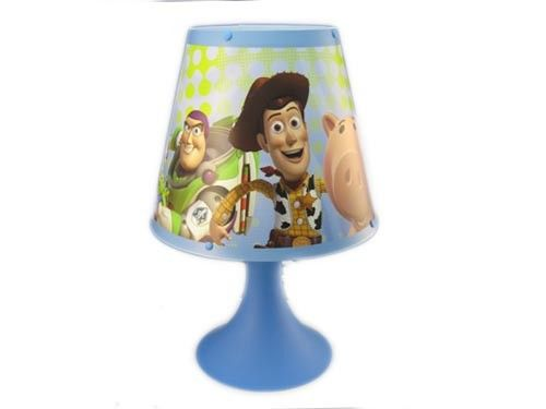 Toy Story Tafellamp   Kinderkamer, decoratie, meubels, accessoires en kinderkleding