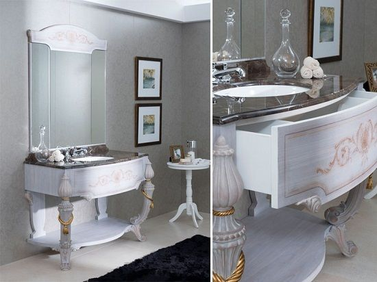 5 Beautiful Vanity Units from GamaDecor by PORCELANOSA at TileStyle