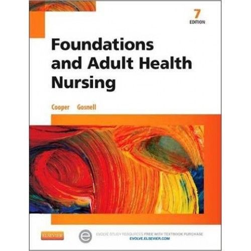 Test Bank Cooper And Gosnell Foundations And Adult Health Nursing