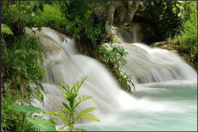 Mele Cascades Waterfall - Port Vila, Vanuatu