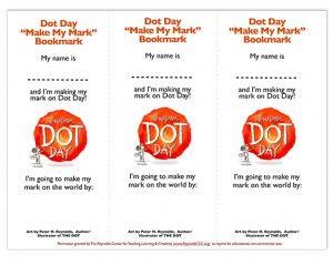 Happy International Dot Day!