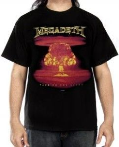 Megadeth, T-Shirt, Back To The Start | review | Kaboodle
