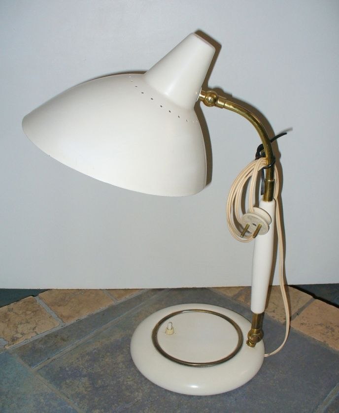 61 best lampade lighting images on pinterest appliques cord and beautiful italian table lamp 50s sizeh40 cm very greentooth Gallery