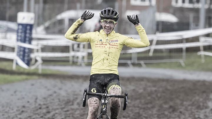 Never forgotten.  The British success at the UCI Cyclo-cross World Championships last year came just days after the tragic death of 15-year-old Charlie Craig.  The Great Britain Cycling Team rode for him then - and will #RideForCharlie again this weekend.  Visit https://www.rideforcharlie.com/ to find out more about the trust set up in Charlie's memory. #cycling #sportsbase #cyclinglife #health #fashion #cyclist #healthyliving #sport #sporting #sportlife #fitness #fitnesslife #fitnessliving…