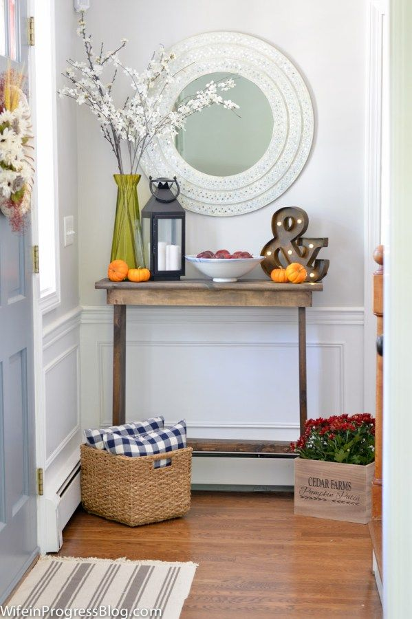 2298 Best Images About Fall Decorating Ideas On Pinterest