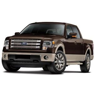2013 Ford F-150 King Ranch Limited