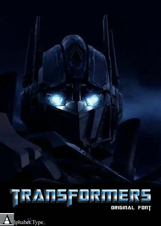 Transformers Movie Font   dafont.com