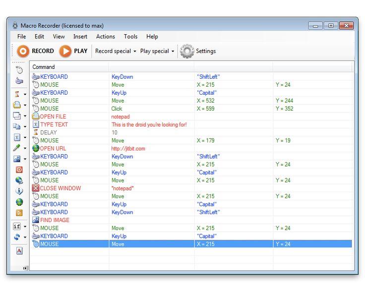 Best 25+ Macro recorder free ideas on Pinterest Resource - free invoice tool
