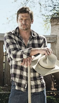 Bailey Chase (Branch Connally on Longmire)