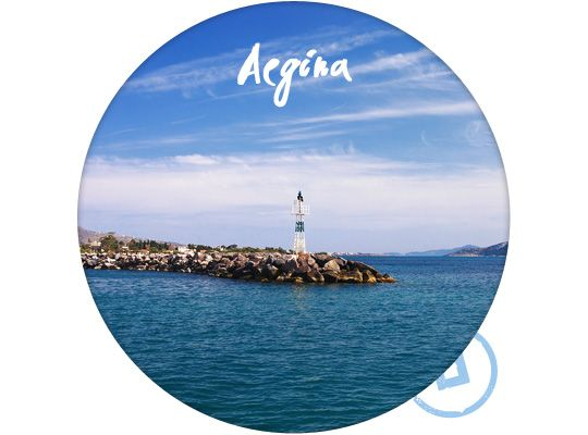 Beautiful Aegina