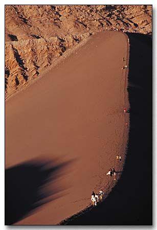 Atacama Desert. Chile.
