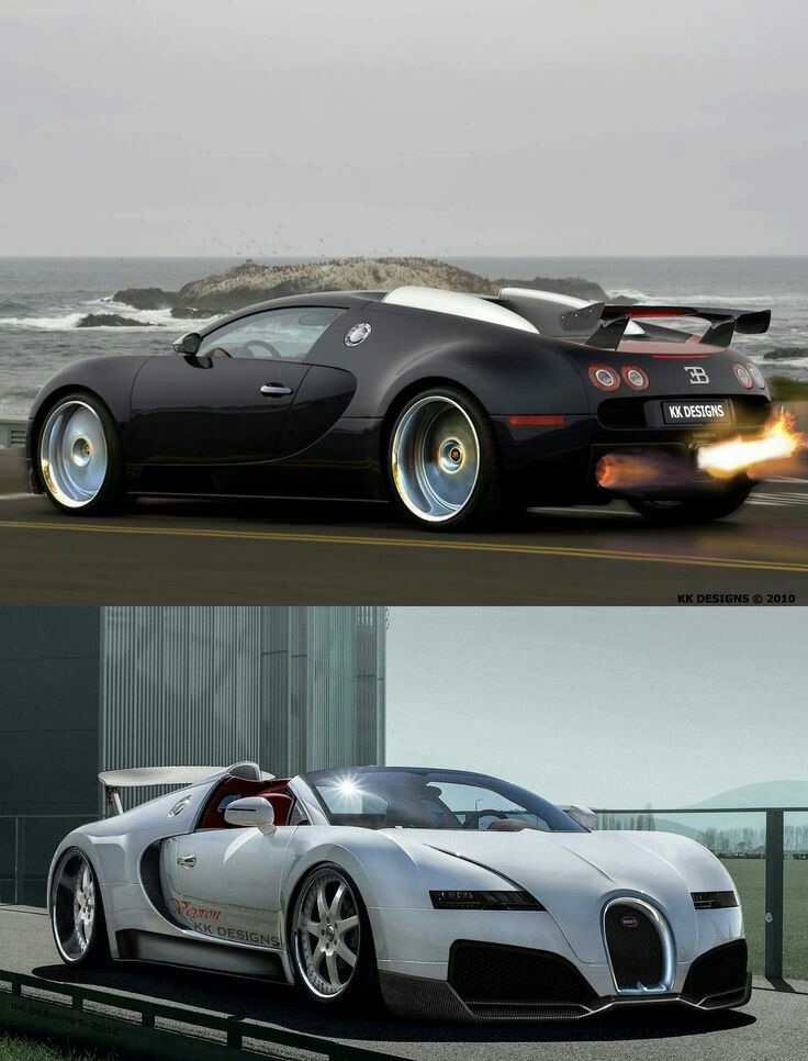 Bugatti. Custom CarsSuper ...