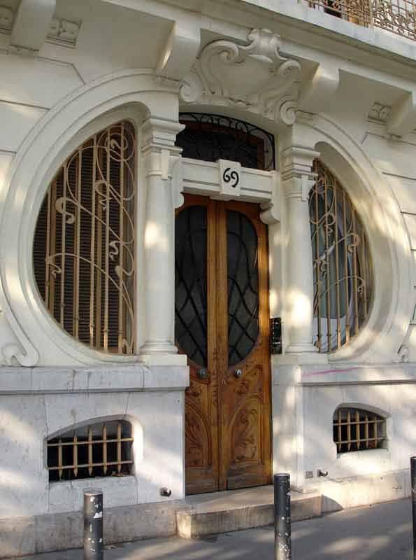 Art Nouveau in Marseille, 69, Boulevard Chave