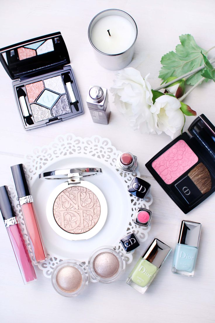 A new spring collection from one of my favourite brands - Dior
