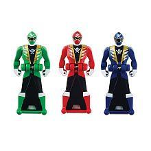 Power Rangers - Super Megaforce Ranger Key Pack