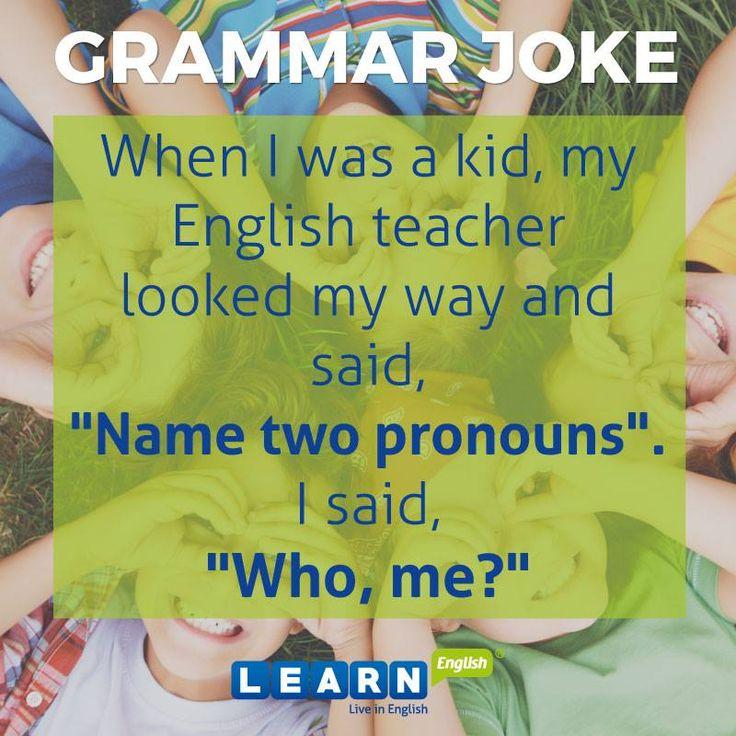 En Gramática, un pronombre se define como una palabra o frase que puede ser sustituido por un sustantivo o sintagma nominal, que una vez reemplazado, es conocido como el pronombre es antecedente. Cómo es esto posible? En pocas palabras, es porque los pronombres pueden hacer todo lo que pueden hacer los sustantivos. Un pronombre puede actuar como un sujeto, objeto directo, objeto indirecto, objeto de la preposición, y mucho más. #Learntips #learnenglishcali #learnenglish #calico…