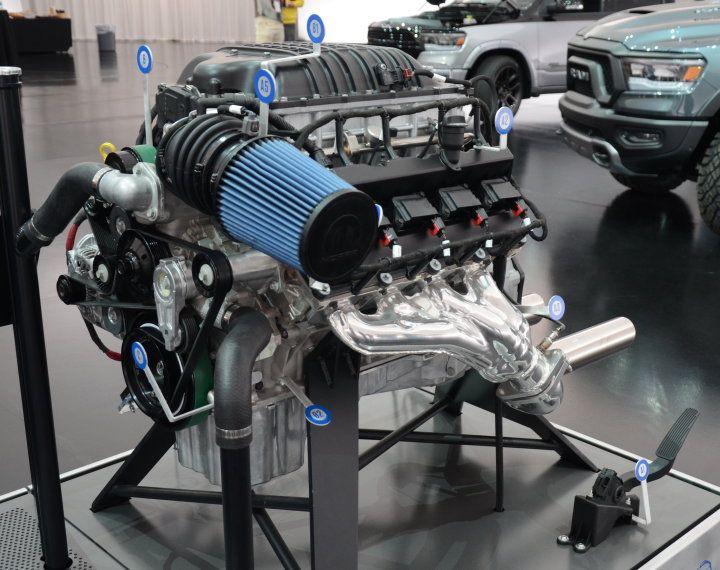 News 426 Hellephant Crate Engine Packs 1 000 Horsepower Engines