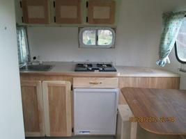Maple boler kitchen.