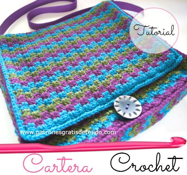 Mejores 3752 imágenes de Crochet y Dos Agujas en Pinterest | Dos ...