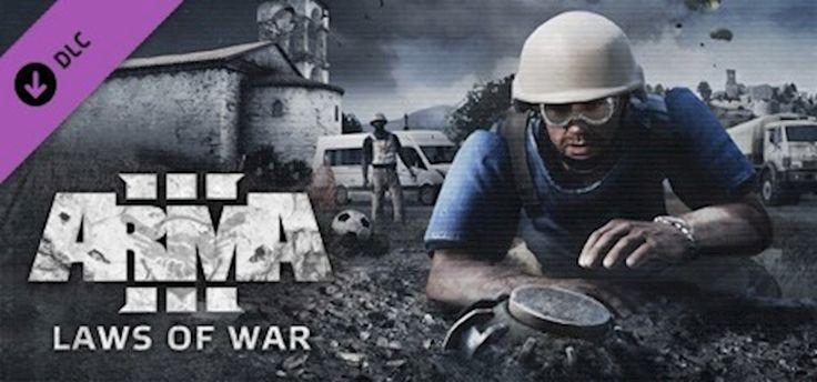 Günümüzde oynayanan similasyon oyunları arasında en başarılılar listesinde ilk sıralarda yer alan, geniş oyuncu kitlesine sahip olan Arma 3 için Laws of War isimli DLC duyuruldu. Aşağıda paylaşacağımız video ile daha iyi anlayacaksınız ki oyun hikayesinde yenilikler yapılmış.