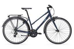 Bicicleta oras, GIANT LIV ALIGHT 2 CITY, marime S, 2015, Albastru, Femei