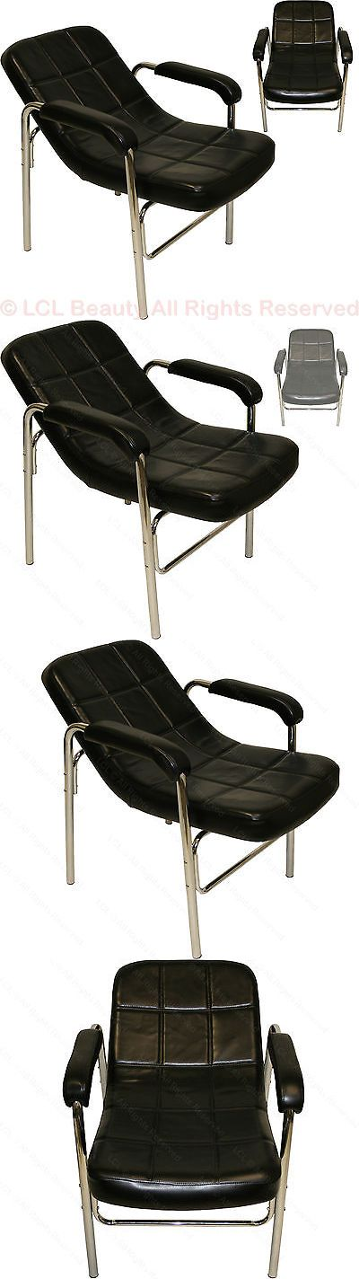 Backwash Units and Shampoo Bowls: Brand New Black Shampoo Chair Comfort Curve Hair Barber Beauty Salon Equipment -> BUY IT NOW ONLY: $99.88 on eBay!