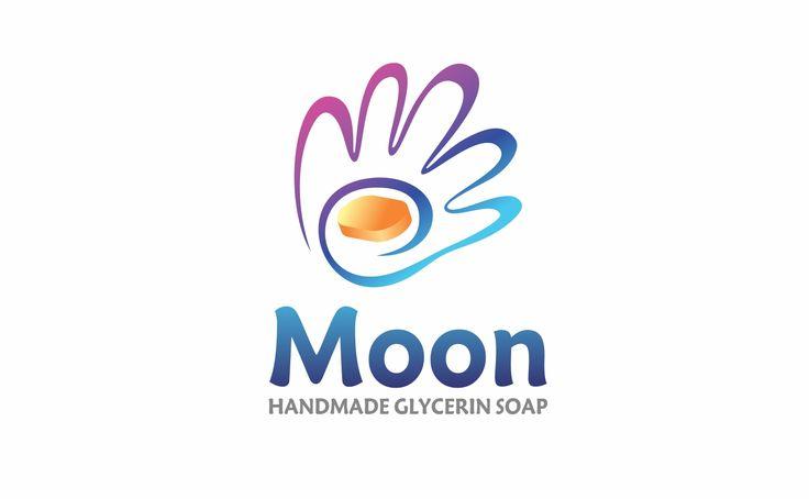 Logo Moon handmade glycerin soap
