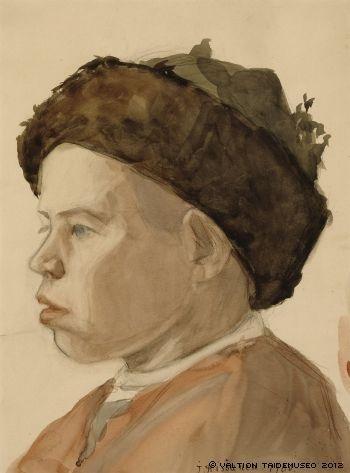 Pojan pää, 1900