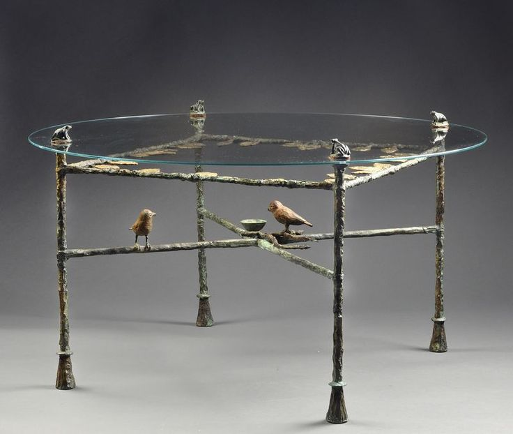 17 best images about giacometti brothers on pinterest - Tres grande table basse ...