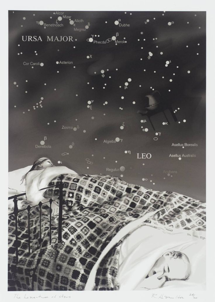 Richard Hamilton 'The heaventree of stars', 1998 © The estate of Richard Hamilton