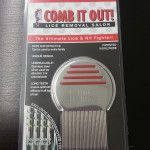Comb It Out Lice Removal Uses The Highest Quality Steel combs