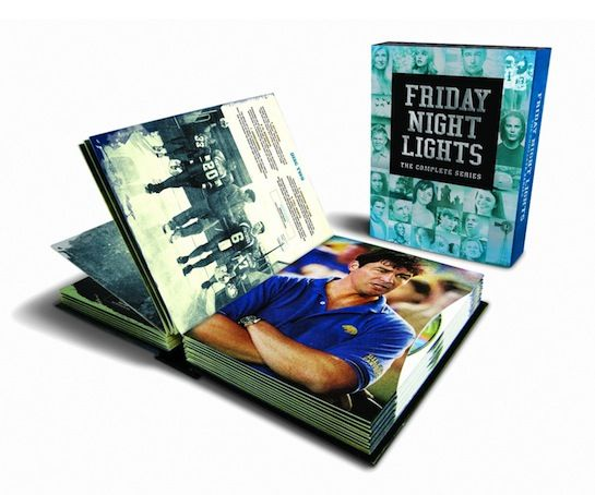 Essay on the show friday night lights