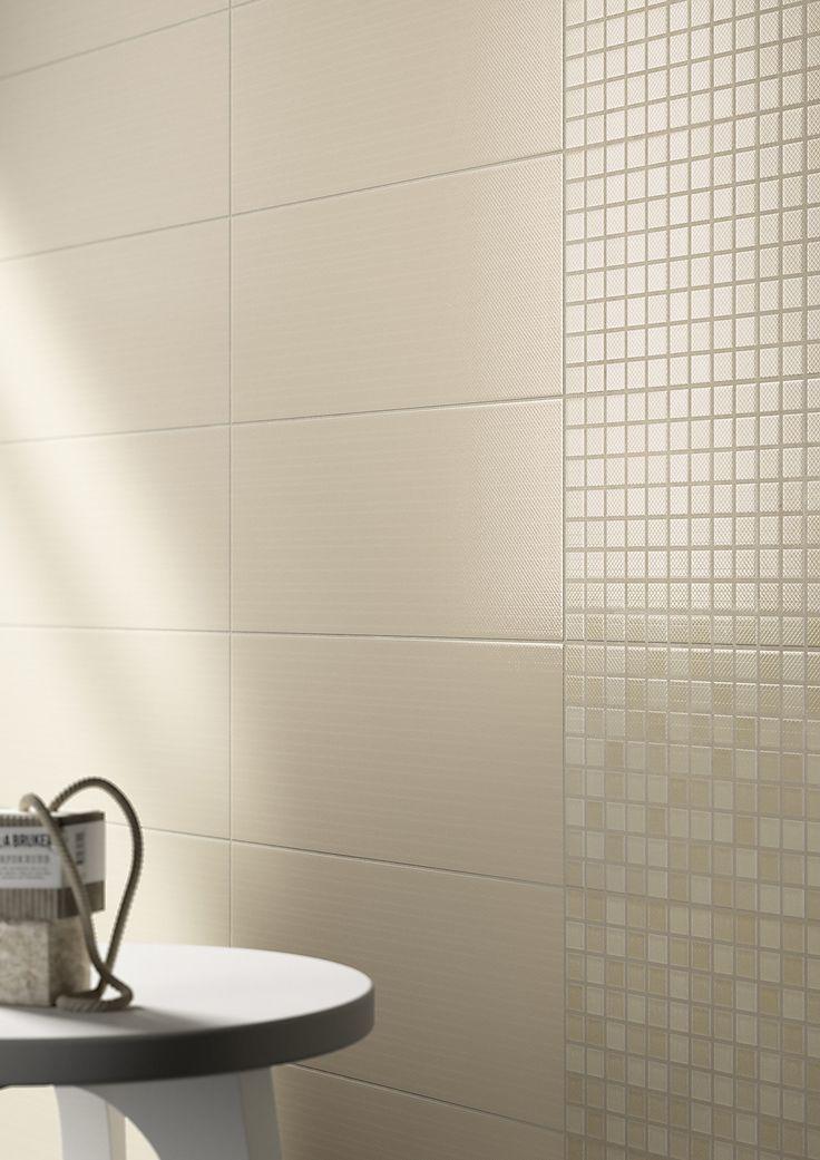 marazzi shine mosaik caramel 20x50 cm mhel im angebot auf bathroom wall tilestile