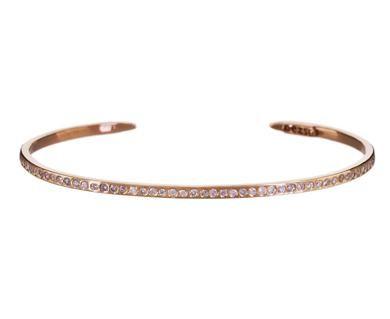 Dezso   White Diamond Cuff Bracelet in Designers Dezso Bracelets at TWISTonline