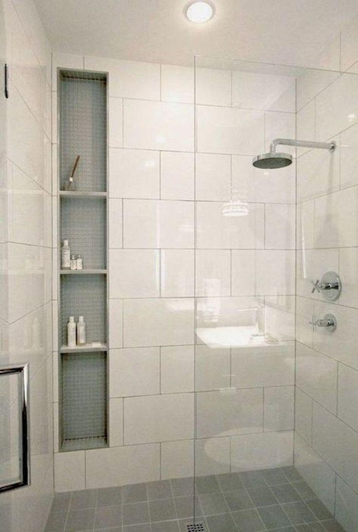 Fliesen Ideen Für Kleines Badezimmer (5) #Badezimmerinneneinrichtungfür Kleine  Bäder   #badezimmer